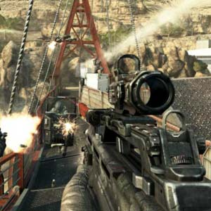 Call of Duty Black Ops 2 - Player View