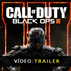 Call of Duty Black Ops 3 Atrelado de vídeo