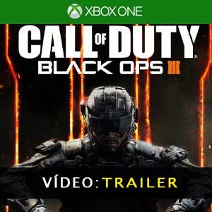 Call of Duty Black Ops 3 Atrelado de vídeo