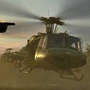 Campanha principal da Call of Duty Black Ops Guerra Fria