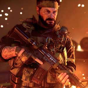 Call of Duty Black Ops protagonista principal da Guerra Fria