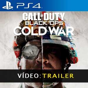 Vídeo do trailer da Call of Duty Black Ops Cold War