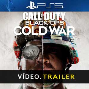 vídeo do trailer Call of Duty Black Ops Cold War