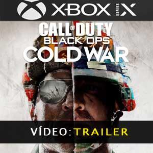 vídeo do trailer Call of Duty Black Ops Cold War
