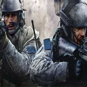 Operadores de Call of Duty Modern Warfare