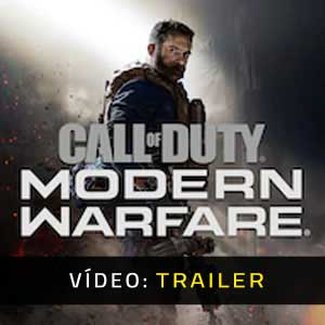 Vídeo do trailer do Call of Duty Modern Warfare