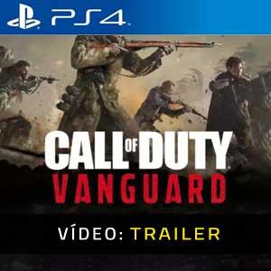 Call of Duty Vanguard PS4 Atrelado De Vídeo