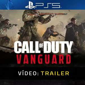 Call of Duty Vanguard PS5 Atrelado De Vídeo