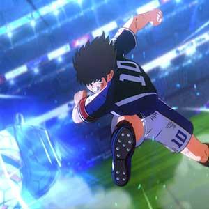 Captain Tsubasa em confronto