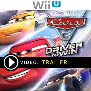 Comprar código download Cars 3 Driven to Win Nintendo Wii U Comparar Preços