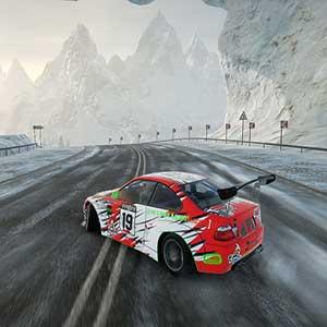 CarX Drift Racing Online Pista de neve