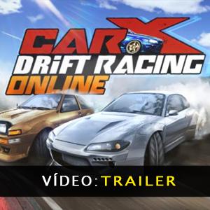 CarX Drift Racing Online Vídeo do atrelado