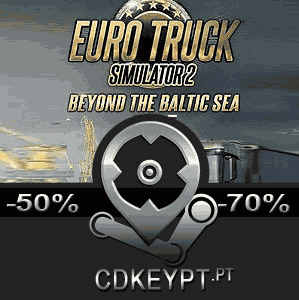 Comprar Euro Truck Simulator 2 Beyond the Baltic Sea CD Key Comparar Preços