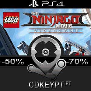 Comprar The Lego Ninjago Movie Videogame Ps4 Codigo Comparar Preços