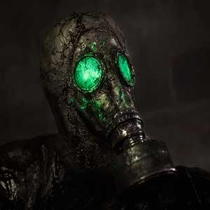 Chernobylite Máscara De Gás
