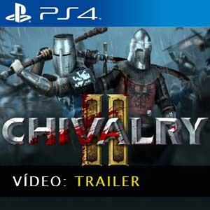 Chivalry 2 Vídeo do atrelado