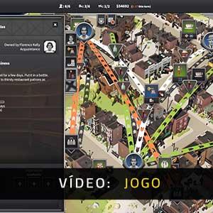City of Gangsters Vídeo De Jogabilidade