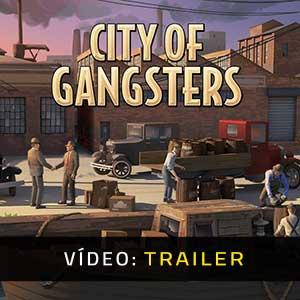 City of Gangsters Atrelado De Vídeo