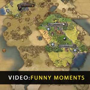 Civilization 6 Momentos Engraçados
