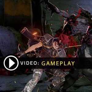 Code Vein Gameplay Video