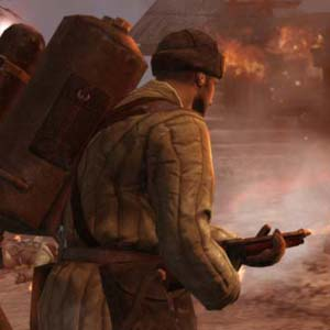 Company of Heroes 2 - Lançador de chamas
