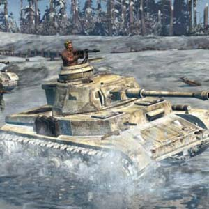 Company of Heroes 2 - Tanques