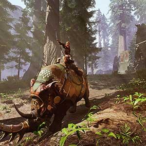 Conan Exiles Isle Of Siptah Wartorn Rhino