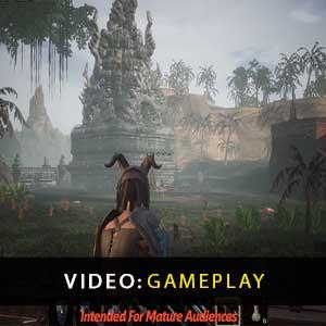 Conan Exiles vídeo de jogabilidade