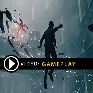 Control Xbox One Gameplay Video
