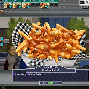 Cook Serve Delicious 3 Iron Cook Foodtruck