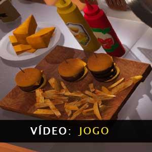 Cooking Simulator Vídeo de jogabilidade