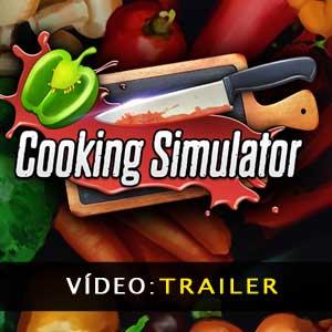 Cooking Simulator Atrelado de vídeo