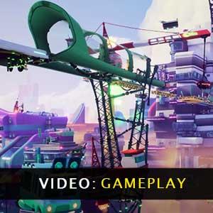 Crash Bandicoot 4 Its About Time Vídeo de jogabilidade