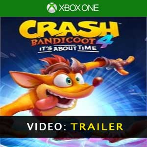 Comprar Crash Bandicoot 4 It's About Time Xbox One Barato Comparar Preços