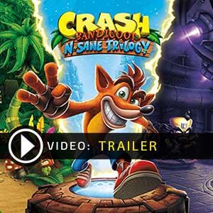 Comprar Crash Bandicoot N. Sane Trilogy CD Key Comparar Preços