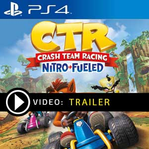 Comprar Crash Team Racing Nitro-Fueled PS4 Comparar Preços