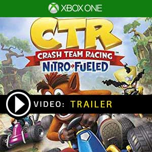 Comprar Crash Team Racing Nitro-Fueled Xbox One Barato Comparar Preços