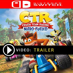 Comprar Crash Team Racing Nitro-Fueled Nintendo Switch barato Comparar Preços