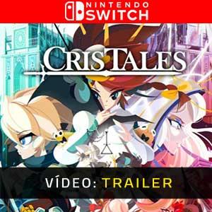 Cris Tales Nintendo Switch Atrelado de vídeo