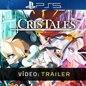 Cris Tales PS5 Atrelado de vídeo