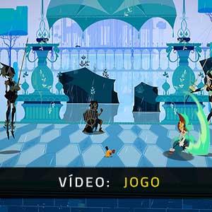 Cris Tales Vídeo de jogabilidade