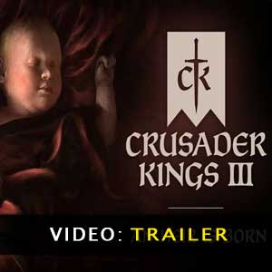 Vídeo do trailer dos Crusader Kings 3