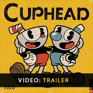 Vídeo do trailer Cuphead