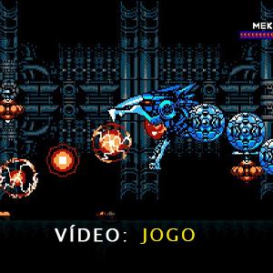 Cyber Shadow Vídeo de jogabilidade