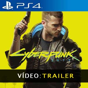 Cyberpunk 2077 Vídeo do atrelado