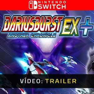 Dariusburst Another Chronicle EX Plus Nintendo Switch Atrelado De Vídeo