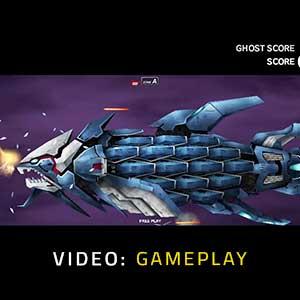 Dariusburst Another Chronicle EX Plus Vídeo De Jogabilidade