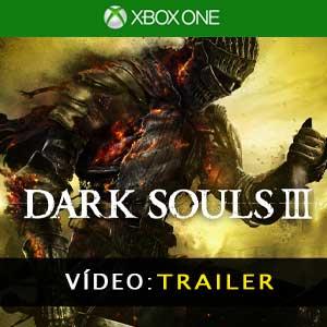 Dark Souls 3 Vídeo do atrelado