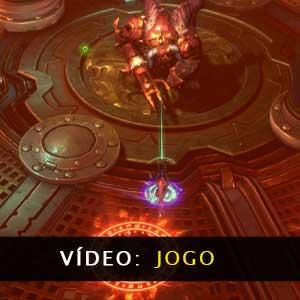 Darkriders Genesis Vídeo de jogabilidade