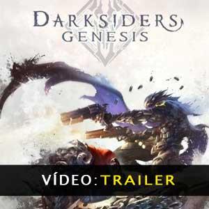Darkriders Genesis Atrelado de vídeo